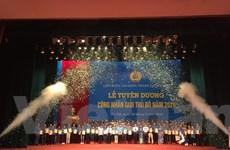 Thủ đô Hà Nội xây dựng đội ngũ công nhân đi đầu trong hội nhập