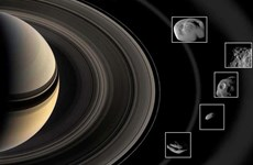 Thi đặt tên cho 20 mặt trăng mới được phát hiện trên Sao Thổ