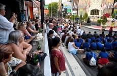 Indonesia tưởng nhớ các nạn nhân vụ đánh bom tại Bali 17 năm trước
