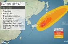 Nhật Bản: Động đất rung chuyển Tokyo đúng lúc siêu bão đổ bộ