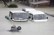 Gần 8 triệu người dân Nhật Bản sơ tán khẩn vì siêu bão 'chưa từng có'