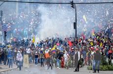 Ecuador: Tổng thống Moreno muốn đàm phán với người biểu tình