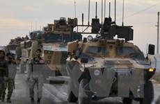 Thổ Nhĩ Kỳ bác tin tấn công căn cứ quân sự của Mỹ tại Syria