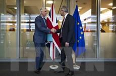 Chưa có dấu hiệu đạt đột phá trong đàm phán Brexit giữa Anh và EU