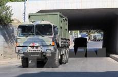 Thổ Nhĩ Kỳ tấn công người Kurd ở Syria: Thương vong tiếp tục gia tăng