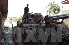 Quân đội chính phủ Syria kiểm soát hoàn toàn thành phố Manbij