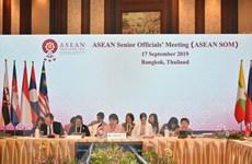 Thái Lan tích cực chuẩn bị cho Hội nghị Cấp cao ASEAN 35