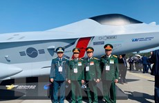 ADEX 2019 tại Hàn Quốc ra mắt nhiều loại vũ khí tối tân của các nước