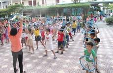 Nâng cao nhận thức về phát triển thể lực, tầm vóc người Việt Nam