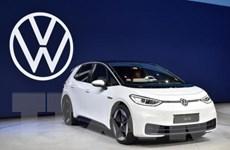 Doanh số bán xe ôtô Volkswagen tại thị trường Trung Quốc sụt giảm