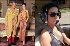 Nhà vua Thái Lan tước bỏ mọi tước hiệu của Hoàng quý phi Sineenat