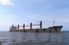 Mỹ hợp pháp hóa việc tịch thu tàu chở hàng Wise Honest của Triều Tiên