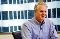 Hãng Nike bổ nhiệm ông John Donahoe làm Giám đốc điều hành mới