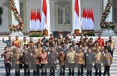Tổng thống Indonesia bổ nhiệm thêm 12 thứ trưởng trong nội các mới