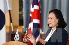 Quốc hội Hàn Quốc phê chuẩn Hiệp định thương mại tự do với Anh