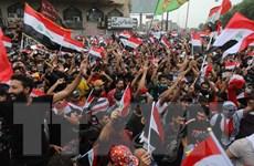 74 người thiệt mạng trong các cuộc biểu tình chống chính phủ tại Iraq