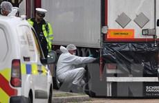 Vụ 39 thi thể tại Anh: Trung Quốc đề nghị không phỏng đoán chủ quan