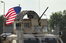 Mỹ lần đầu tuần tra biên giới Syria kể từ khi thông báo rút quân