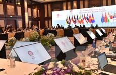 Các bộ trưởng RCEP đặt mục tiêu hoàn tất đàm phán trước cuối năm 2019