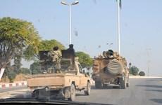 Thổ Nhĩ Kỹ và Nga bắt đầu tuần tra chung ở miền Bắc Syria