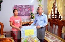 Thừa Thiên-Huế: Thăm người dân Làng Rồng sau 20 năm cơn lũ lịch sử