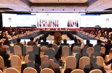 Các nước thành viên ASEAN kết thúc quá trình thảo luận về RCEP