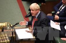 Thủ tướng Anh Johnson khẳng định cách duy nhất để hoàn tất Brexit