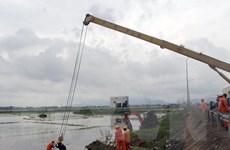 Hậu quả cơn bão số 5 khiến Phú Yên thiệt hại hơn 100 tỷ đồng