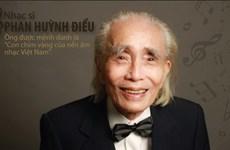 Nhạc sỹ Phan Huỳnh Điểu - dấu ấn tài hoa trong các ca khúc bất hủ