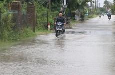 Áp thấp nhiệt đới suy yếu gây mưa to và rất to trên diện rộng