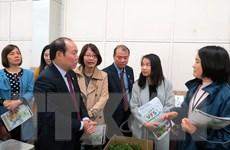 Việt Nam học hỏi mô hình hợp tác xã đa dịch vụ của Nhật Bản