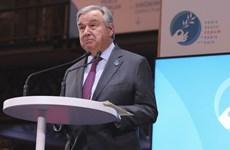 Diễn đàn hòa bình Paris thúc đẩy các giải pháp quản trị toàn cầu
