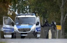 Cảnh sát Đức bắt giữ 3 nghi phạm IS tình nghi âm mưu tấn công