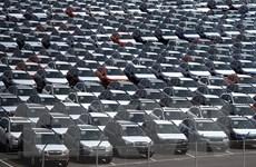 Doanh nghiệp ôtô hy vọng Mỹ sẽ hoãn áp thuế ôtô EU và Nhật Bản
