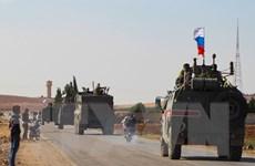 Nga tăng cường trực thăng bảo vệ lực lượng quân cảnh ở miền Bắc Syria