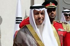 Thủ tướng Kuwait Al-Hamad Al-Sabah bất ngờ đệ đơn từ chức