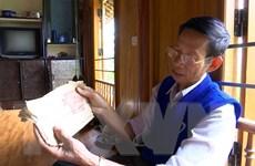 Người thầy dành trọn cuộc đời gìn giữ, trao truyền chữ Thái cổ
