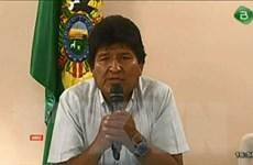 Bolivia: Cựu Tổng thống Morales có thể không tham gia bầu cử