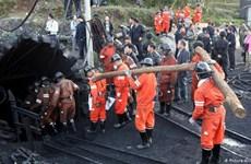 Nổ mỏ than tại miền Bắc Trung Quốc, 16 người bị mắc kẹt
