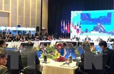 ADMM+: Tôn trọng luật pháp quốc tế, đảm bảo hòa bình, an ninh khu vực