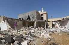 Libya: Không kích tại một nhà máy khiến hơn 40 người thương vong