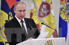 Tổng thống Nga Putin tham dự hội nghị thượng đỉnh về Ukraine