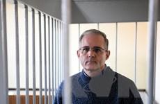 Tòa án Nga cho phép tiếp tục giam công dân Mỹ tình nghi làm gián điệp