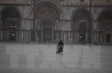 [Video] Ít nhất 2 người thiệt mạng trong trận lụt lịch sử tại Venice