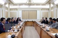 TP Hồ Chí Minh và CH Séc đẩy mạnh hợp tác trong lĩnh vực môi trường