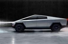 Tập đoàn Tesla trình làng xe bán tải điện ''không gì xuyên thủng''