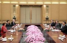 IMF và Trung Quốc cam kết thúc đẩy thương mại cởi mở, công bằng