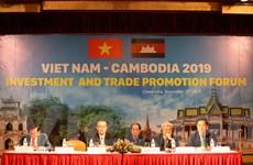 Doanh nghiệp Việt Nam-Campuchia tìm kiếm cơ hội hợp tác đầu tư