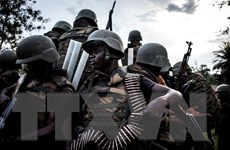 CHDC Congo: Người biểu tình đụng độ cảnh sát, 8 người thương vong