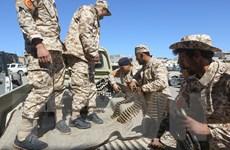 Quân đội miền Đông Libya tuyên bố vùng cấm bay ở miền Tây